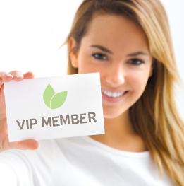 join our VIP program